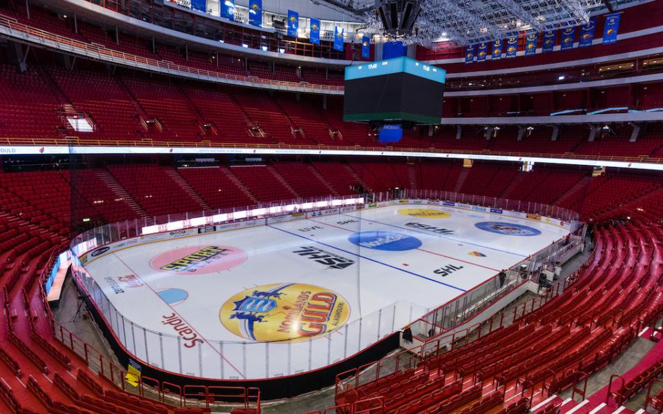 Ishockey, SHL, Semifinal 5, Djurgården – Skellefteå